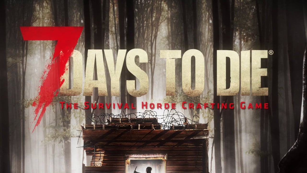 7 Days to Die | The Survival Horde Crafting Game