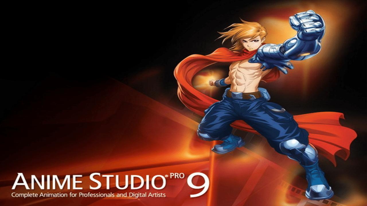 Anime Studio 9