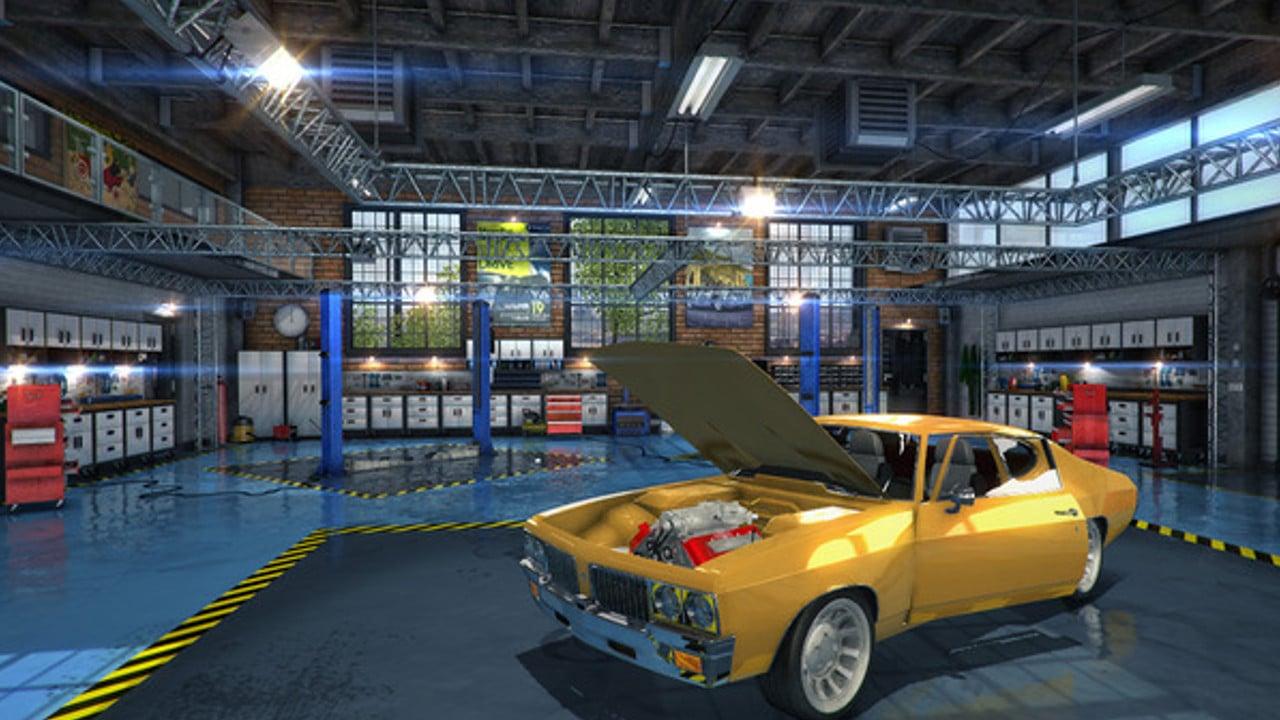 Car Mechanics 2