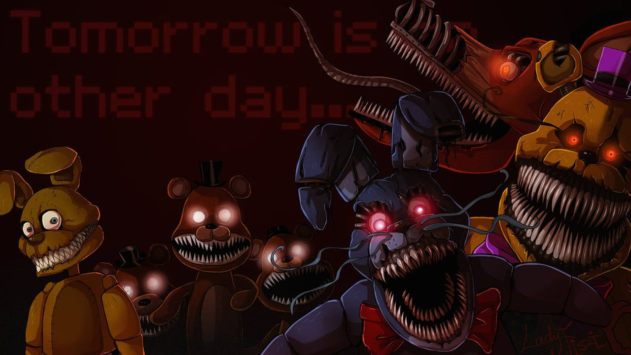 Five Nights at Freddy's 4 2