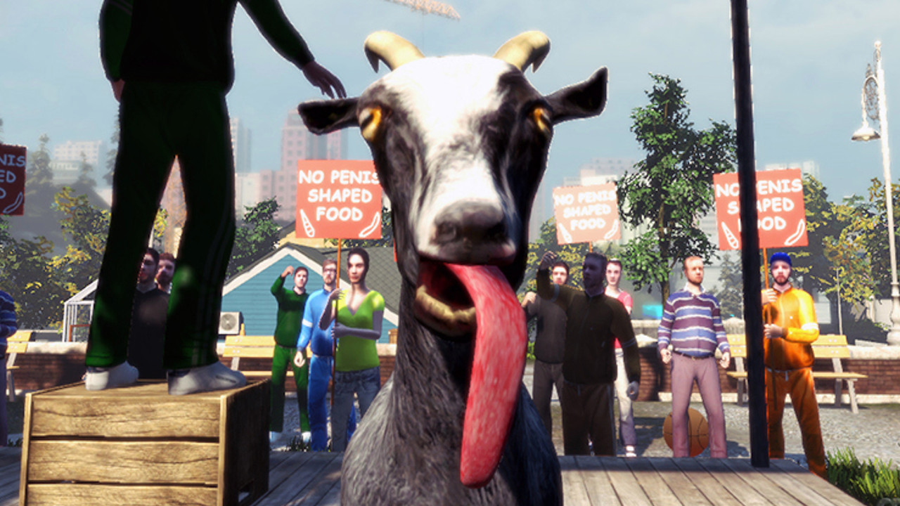 how to download goat simulator