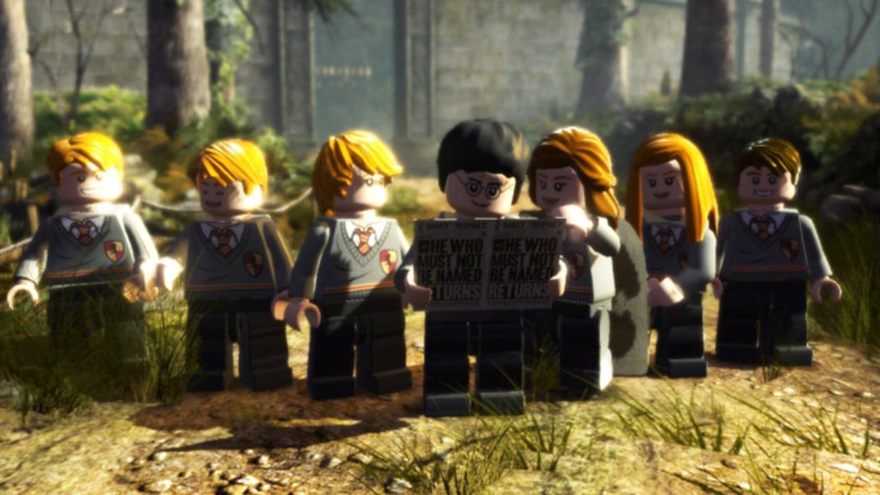 Lego Harry 5 7 2