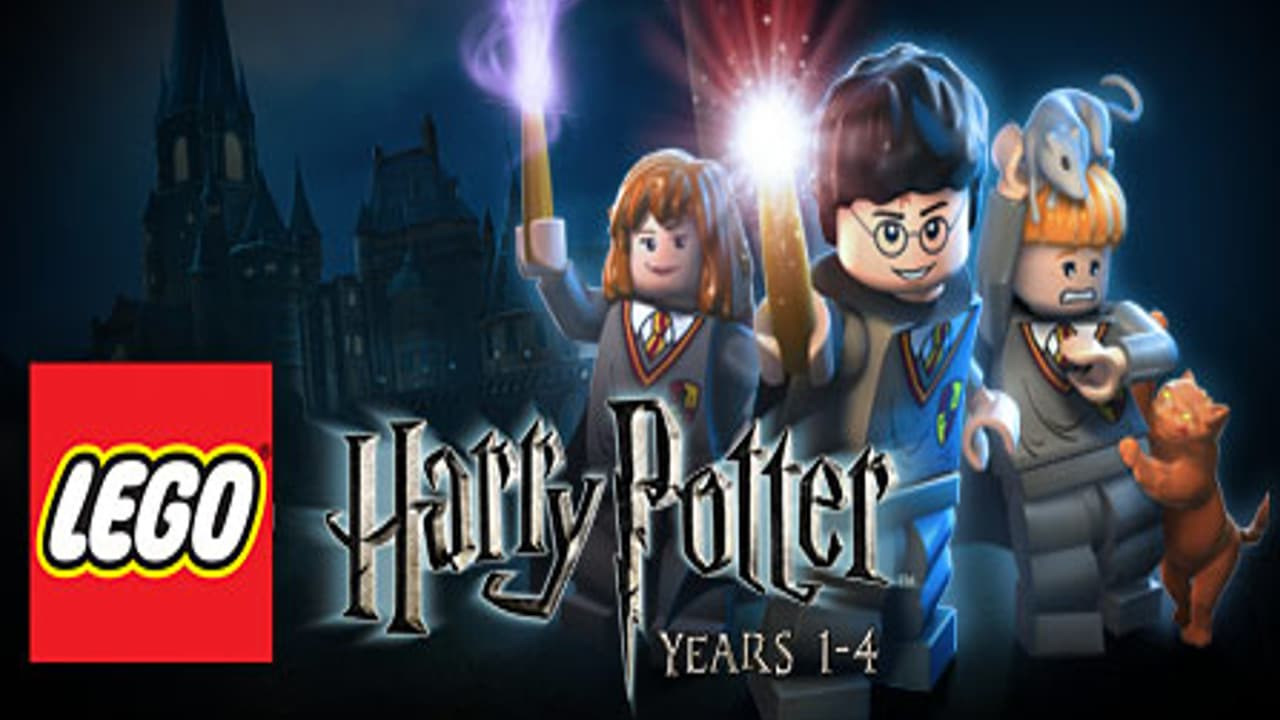Lego Harry Potter 1 4