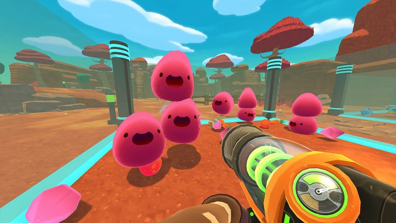 Slime Rancher » FREE DOWNLOAD | CRACKED-GAMES ORG
