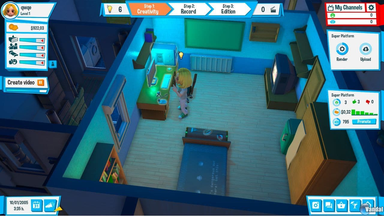 Youtubers Life Free Download Cracked Games Org