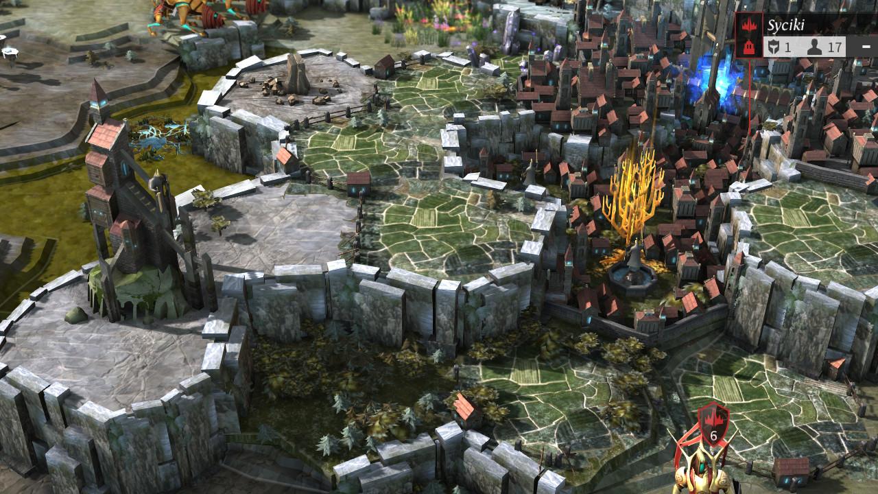 endless legend drakken how to build city