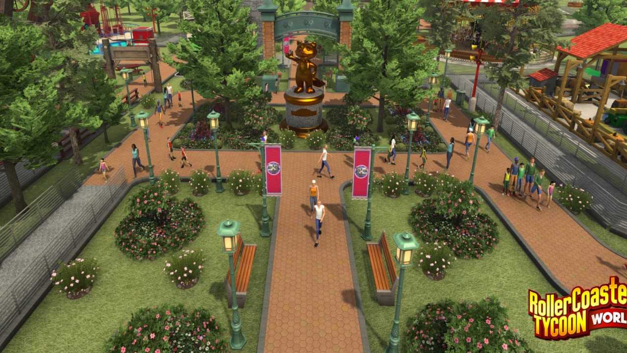 download game rollercoaster tycoon 3 full crack