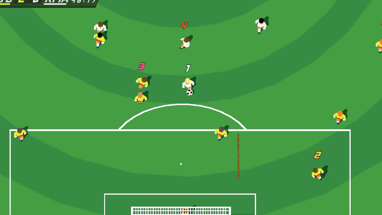 super arcade football 2