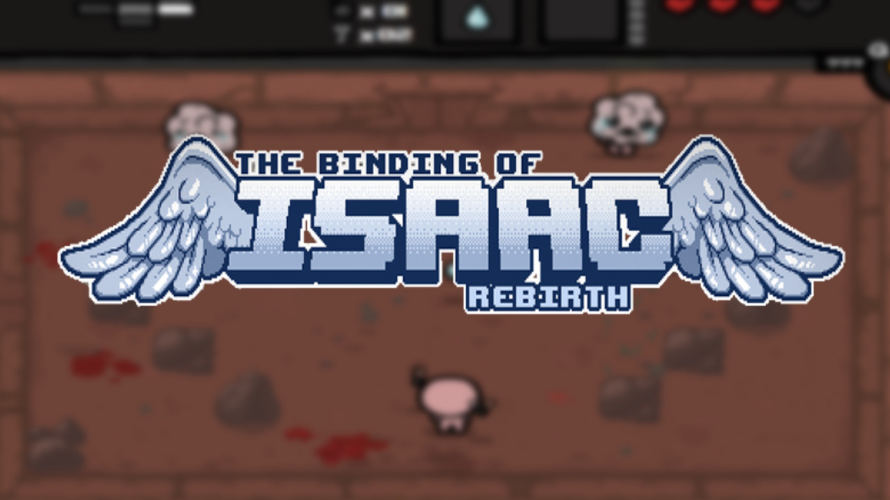 the binding of isaac rebirth