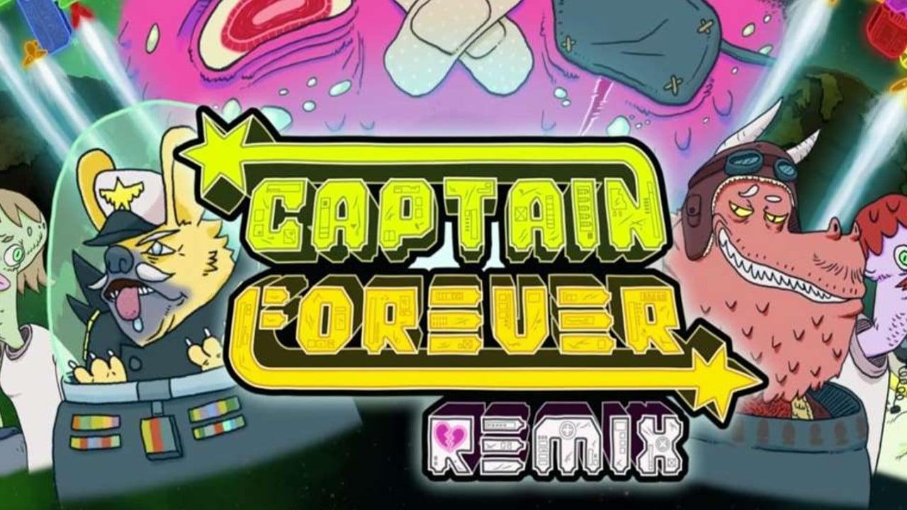 Captain Forever Remix