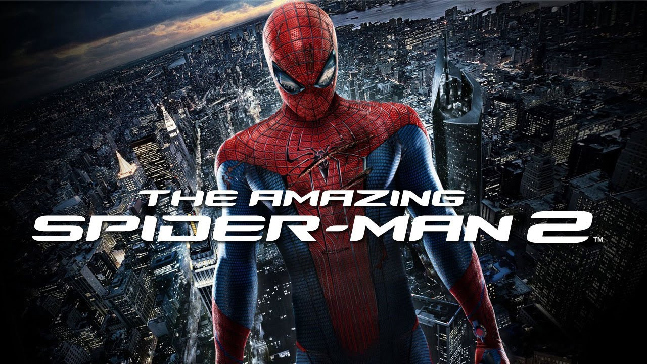 The amazing spider man 2 spel