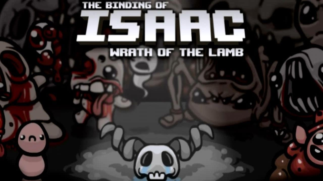 Binding of Isaac Wrath of the Lamb