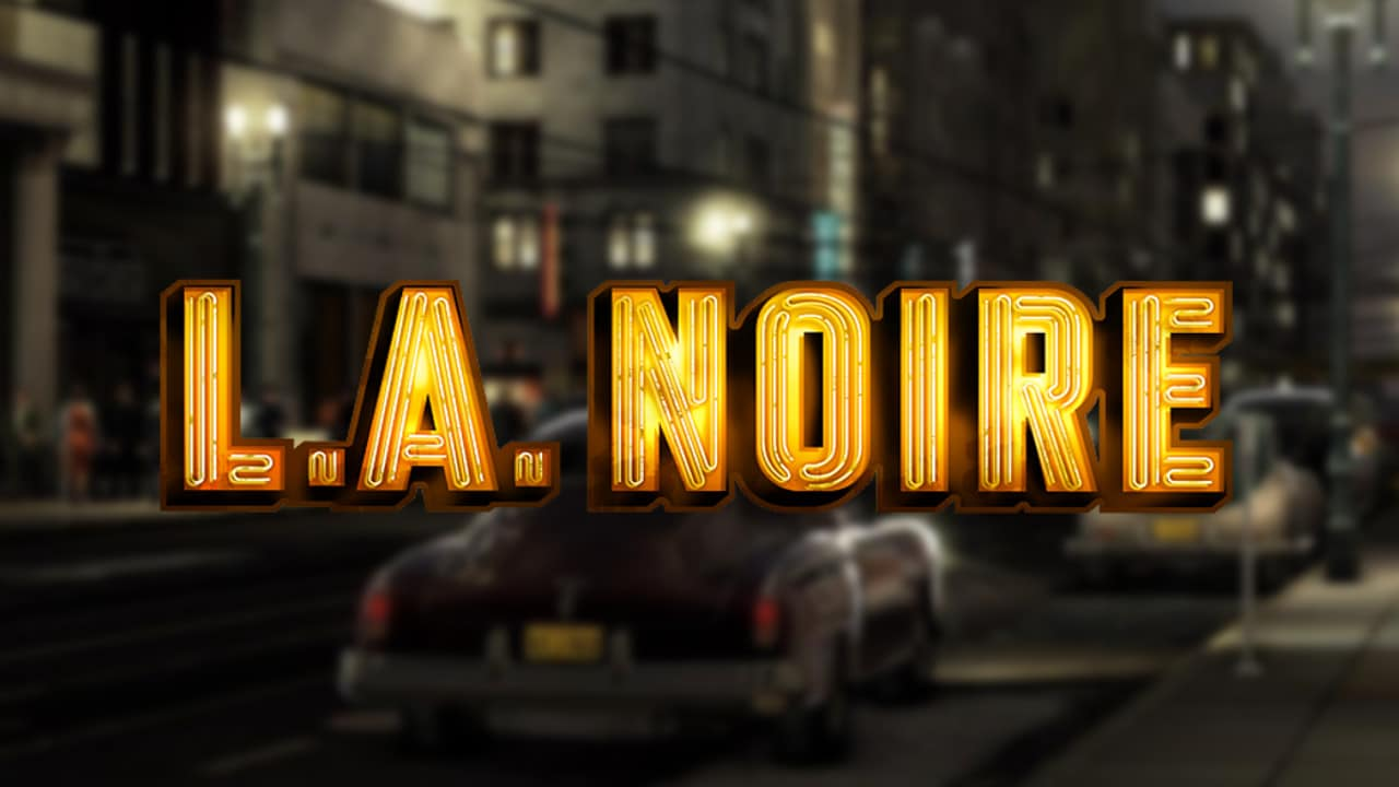 L.A Noire The Complete Edition