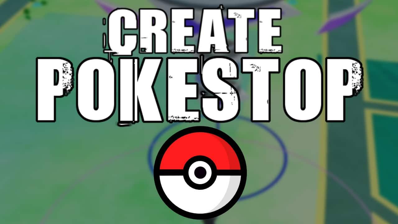 Pokestop erstellen bild