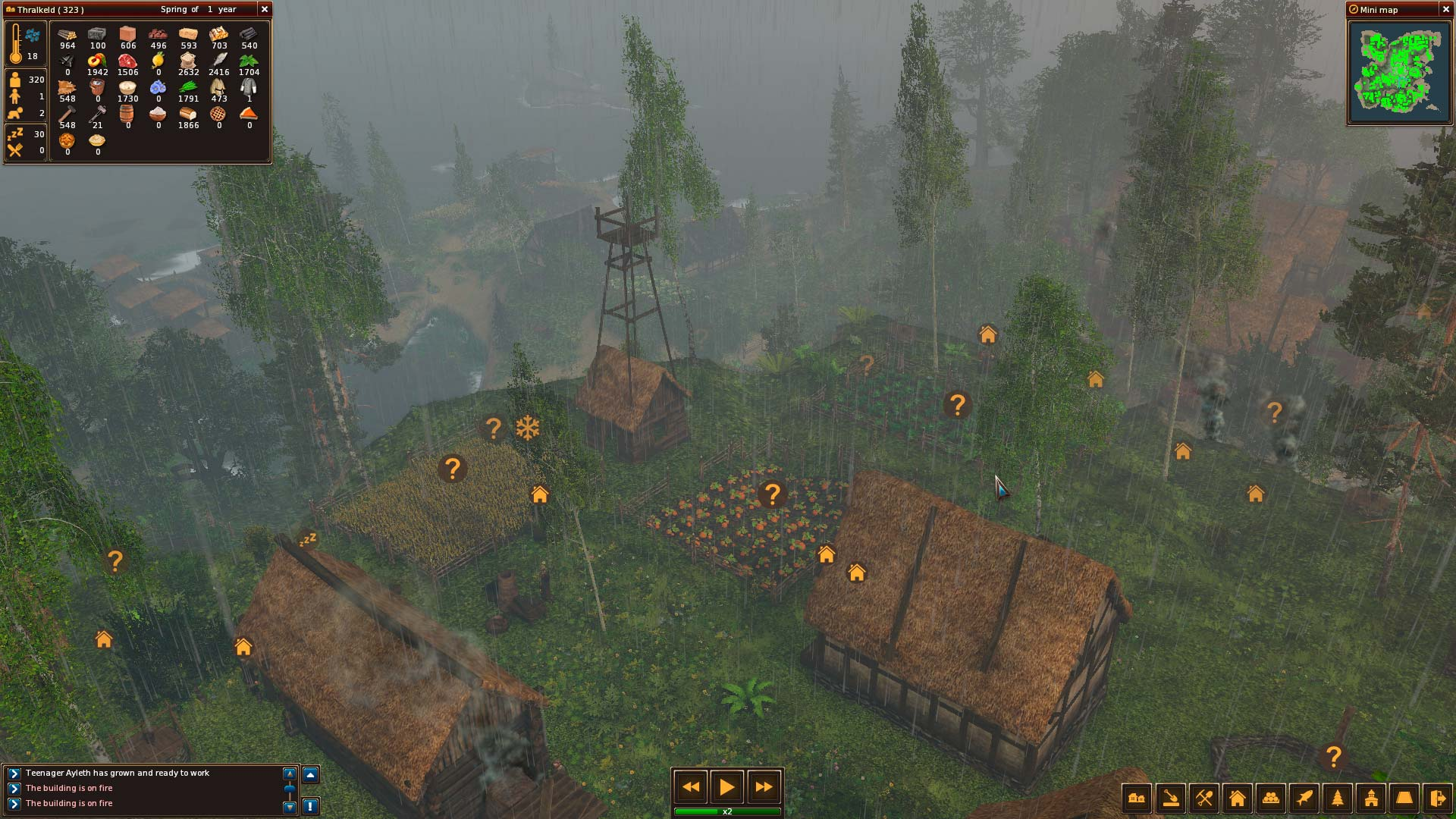 Life is Feudal: Forest Village » FREE DOWNLOAD | CRACKED-GAMES ORG