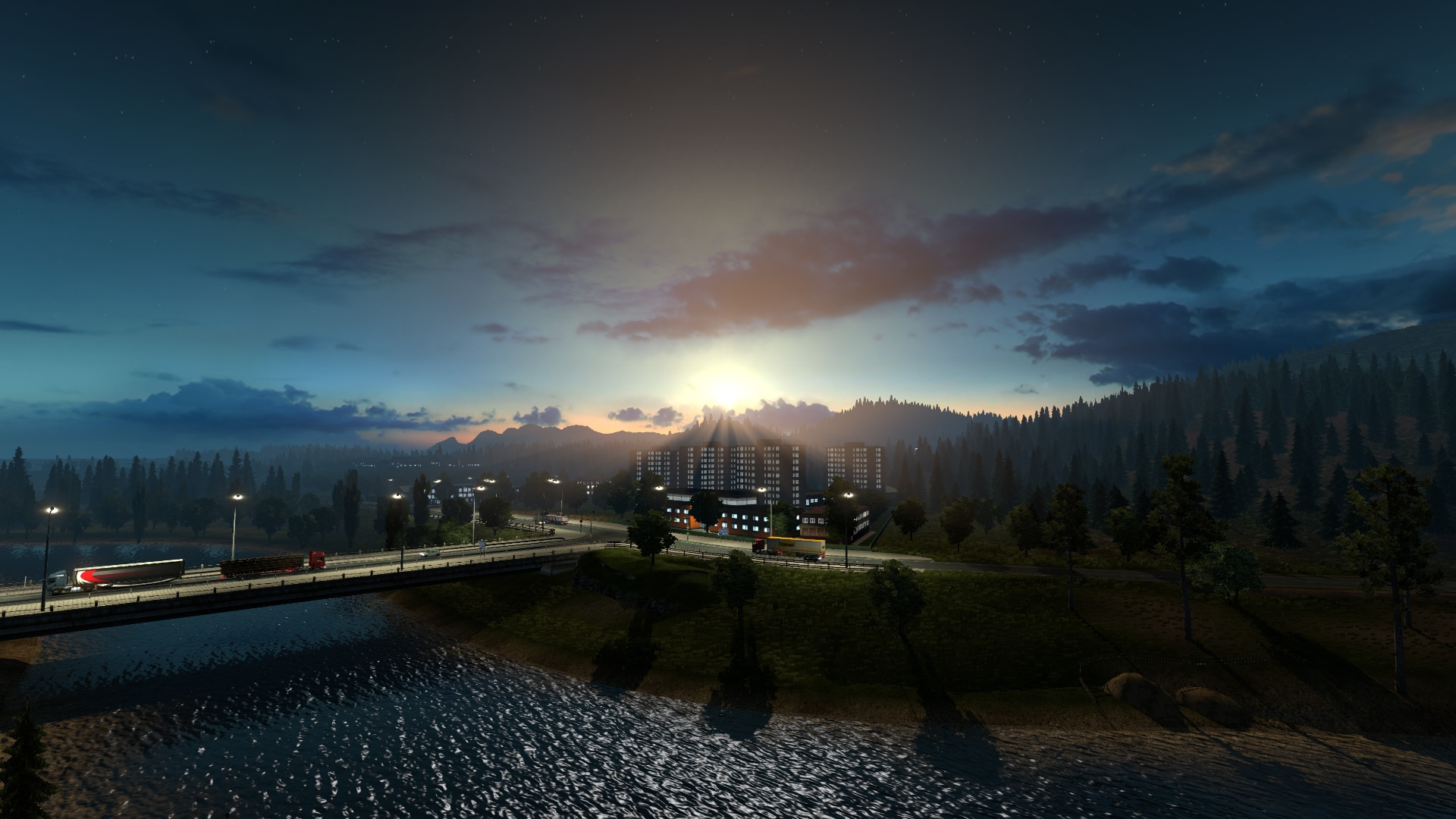 Euro Truck Simulator 2 » FREE DOWNLOAD | CRACKED-GAMES ORG