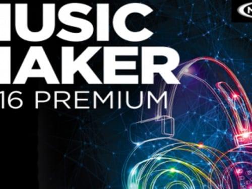 Magix Musik Maker 2016