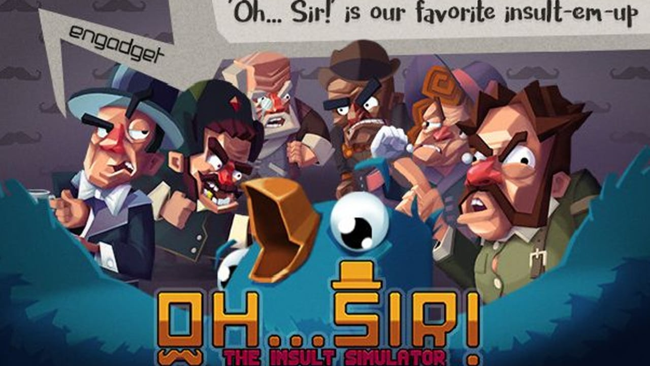 Oh…Sir The Insult Simulator