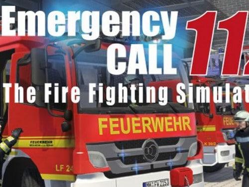Notruf 112 – Die Feuerwehr Simulation main