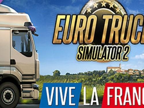 Euro Truck Simulator 2 Vive la France new