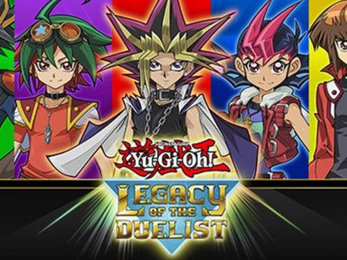 Yu Gi Oh Legacy of the Duelist