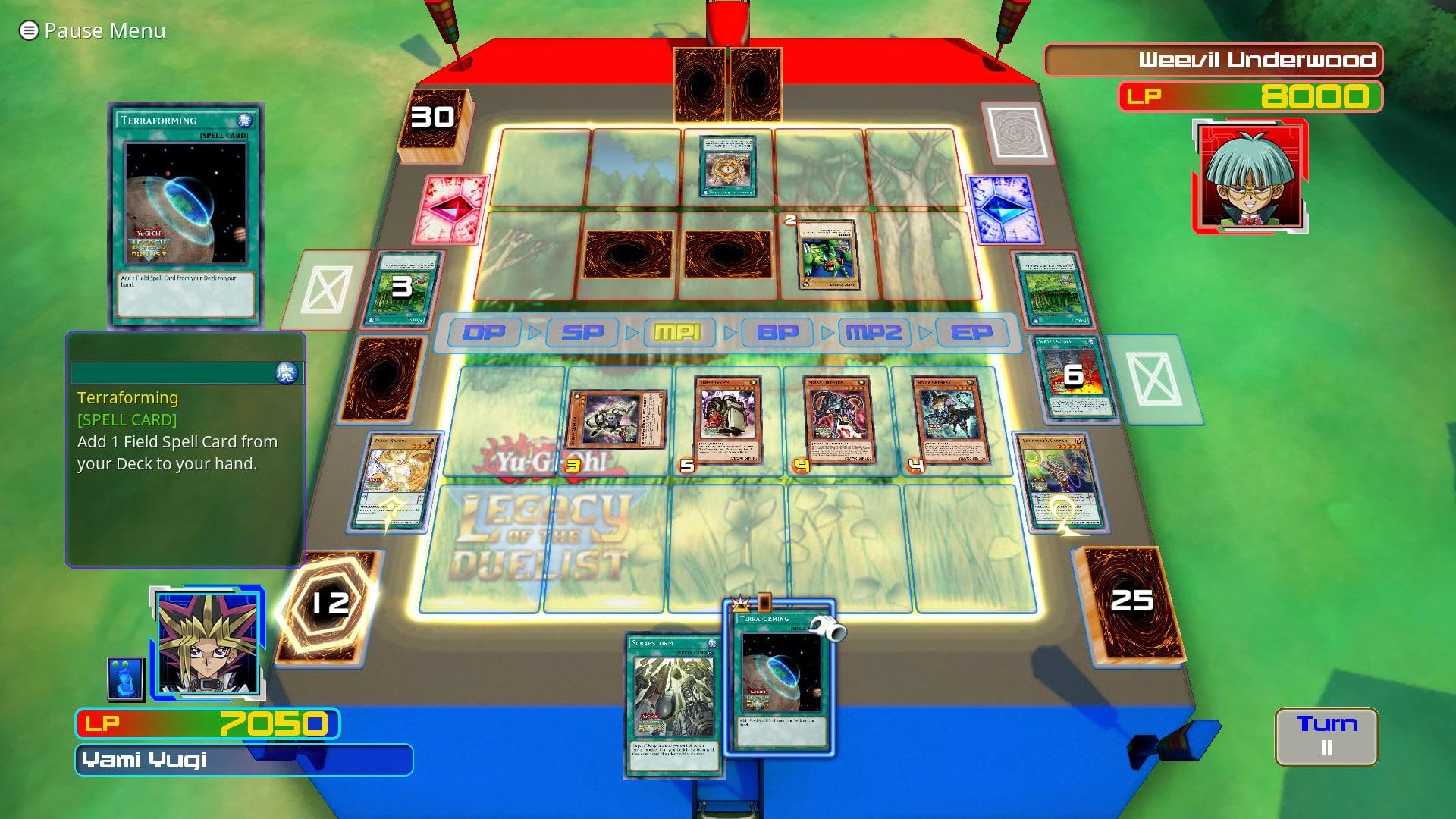 Yu-Gi-Oh Spiele