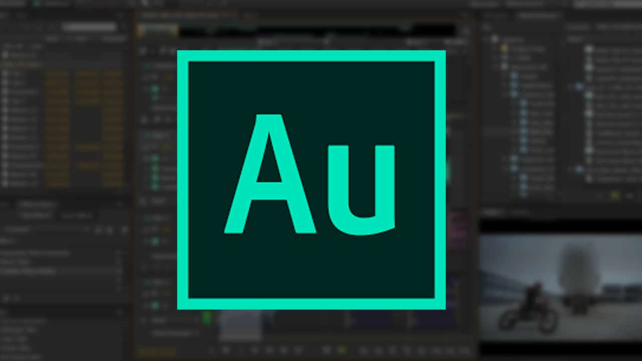 Adobe Audition CC 2017MAIN