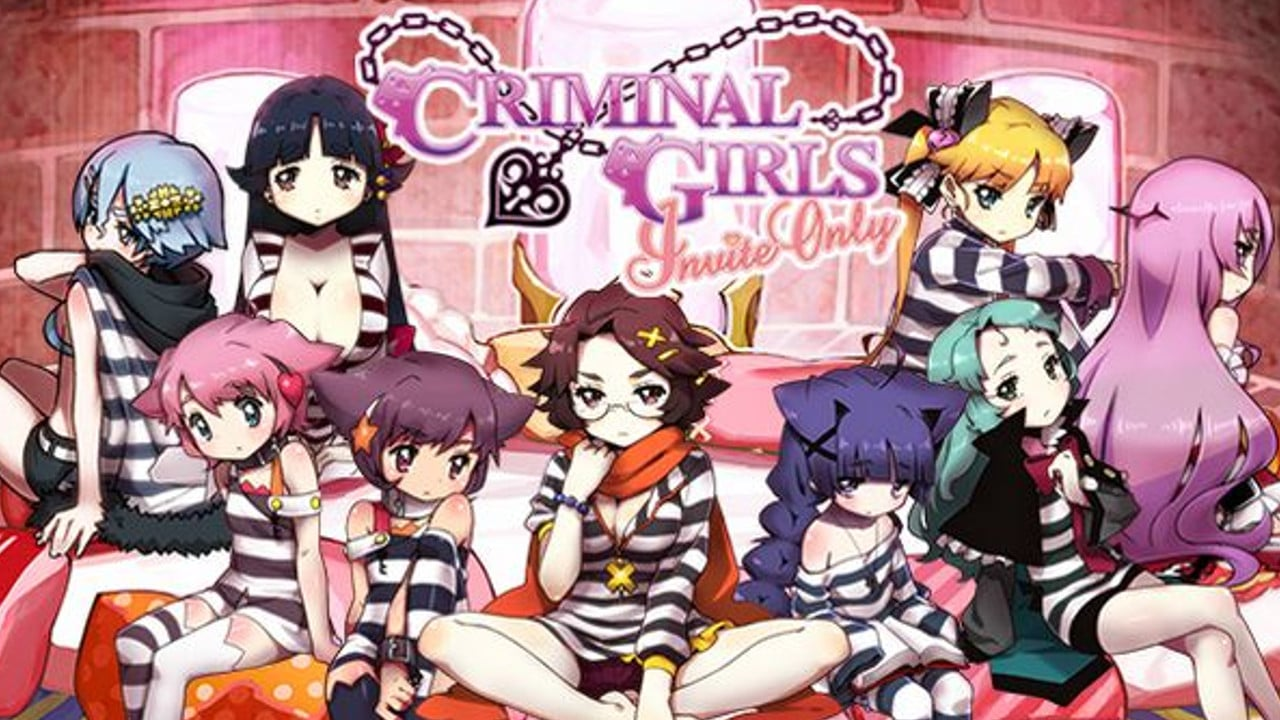 Criminal Girls Invite Only