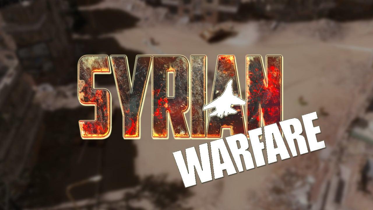 Syrian Warfaremain