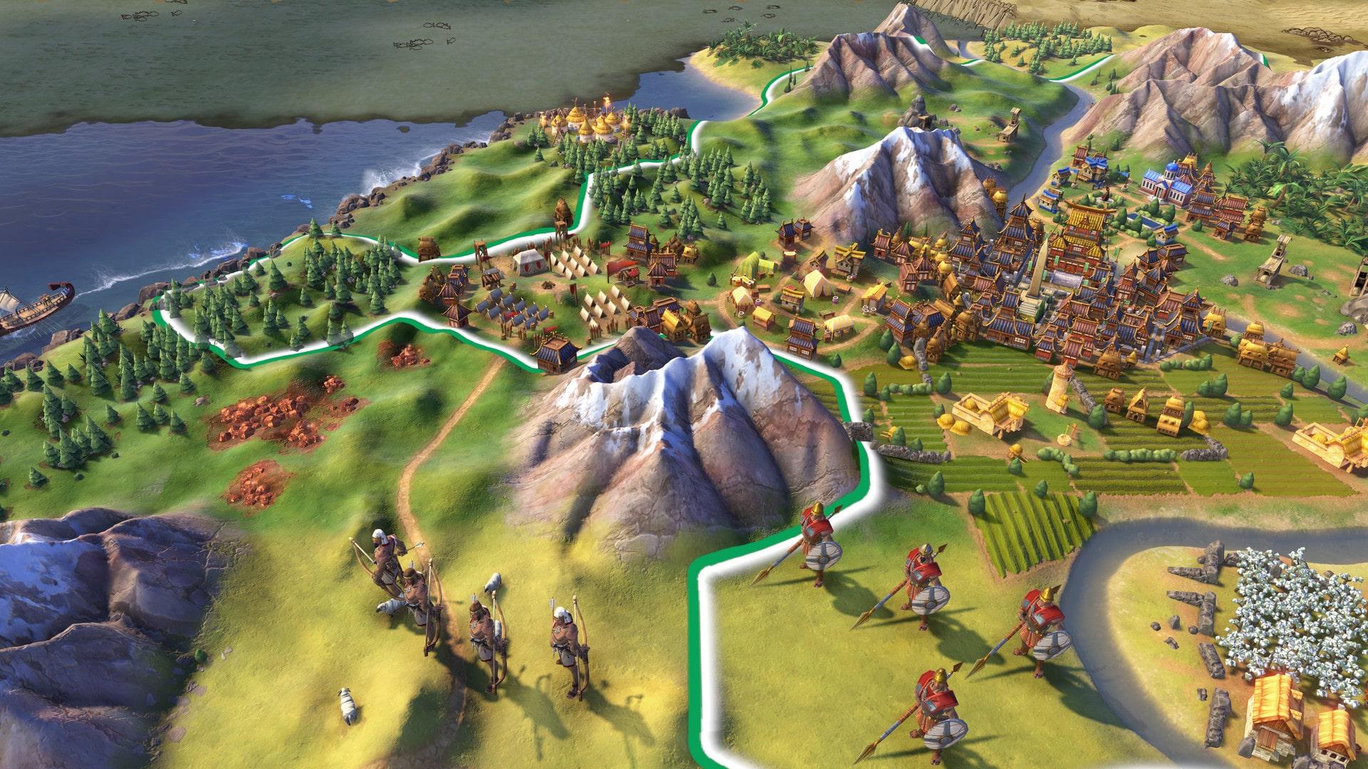 Скачать игру цивилизация 6.