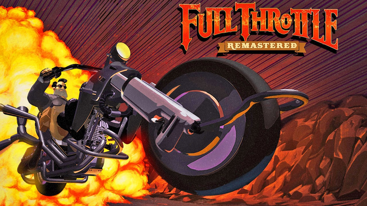 Full throttle images 98