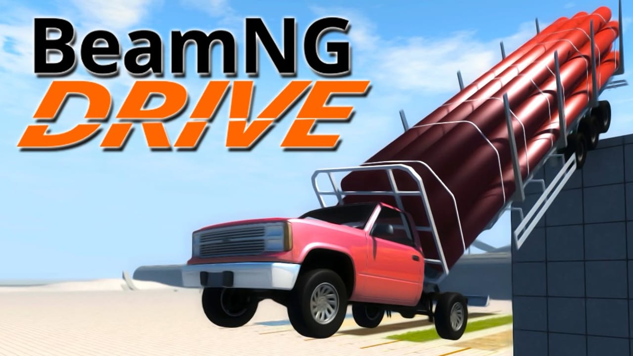 BeamNG.drive » FREE DOWNLOAD | CRACKED-GAMES.ORG