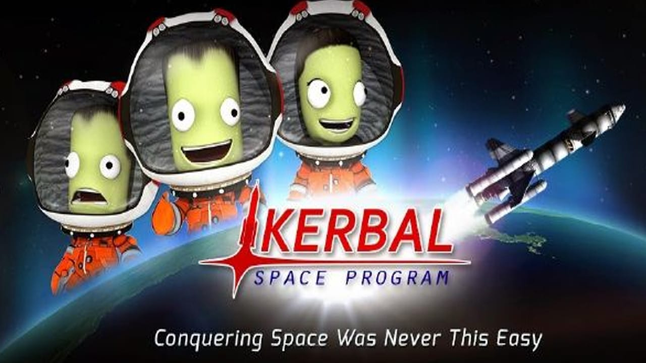 Kerbal Space Program » FREE DOWNLOAD | CRACKED-GAMES ORG