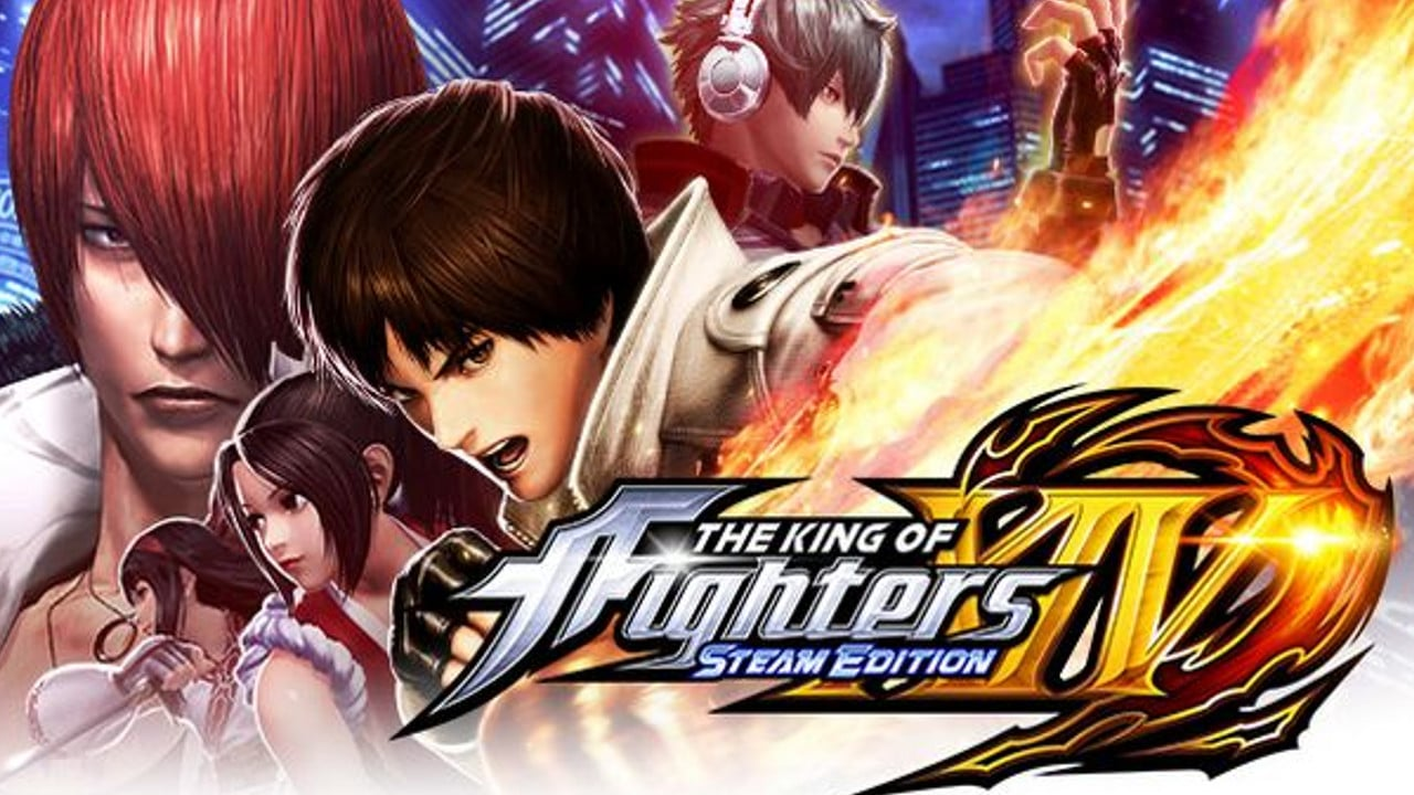 THE KING OF FIGHTERS XIV STEAM EDITION » FREE DOWNLOAD