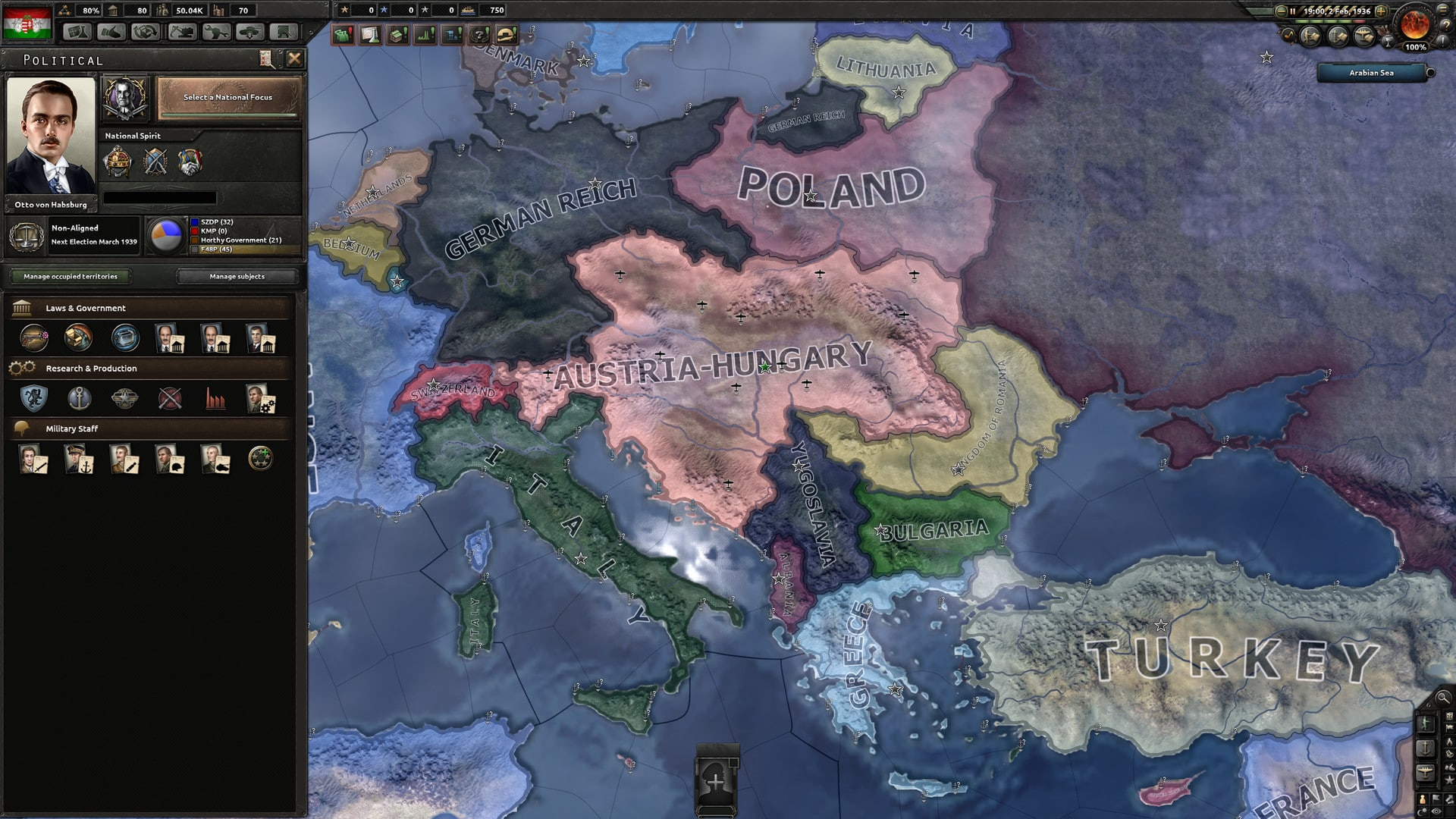 Hearts of Iron IV: Death or Dishonor » FREE DOWNLOAD | CRACKED-GAMES ORG