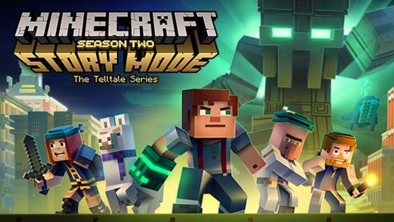 Minecraft Story Mode Season Two FREE DOWNLOAD CRACKEDGAMESORG - Minecraft kostenlos spielen und herunterladen