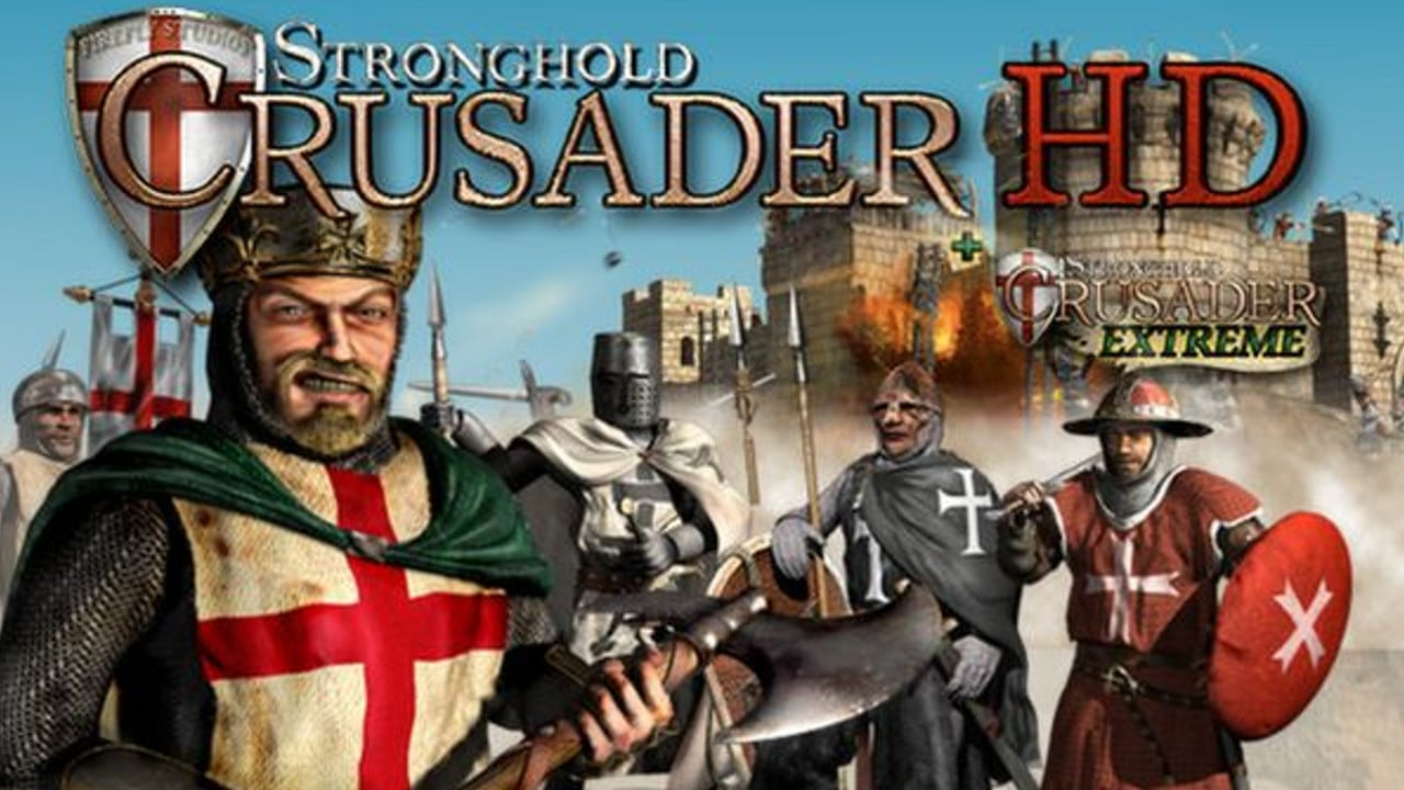 stronghold crusader hd » free download | cracked-games