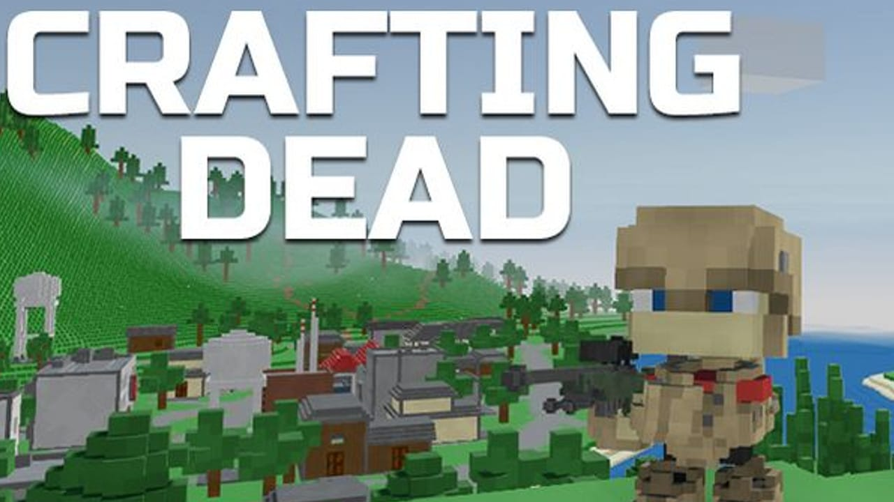 Minecraft Crafting Dead Game Free Download