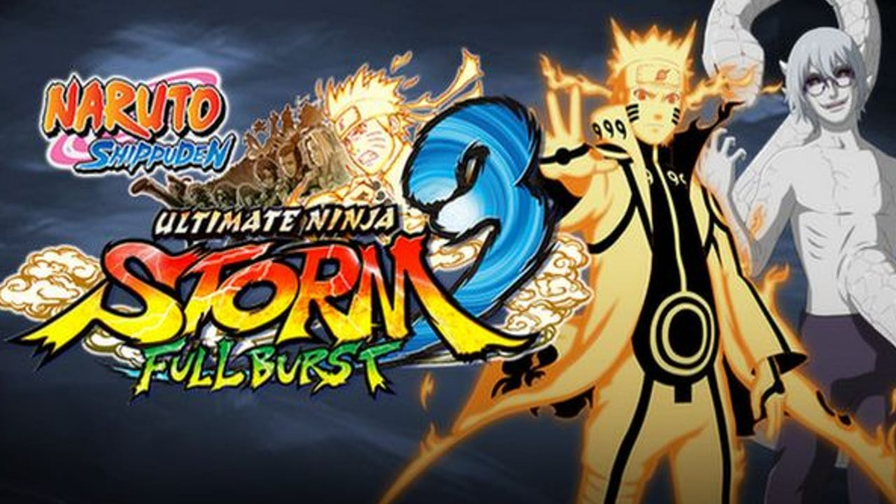 crack naruto ultimate ninja storm 3 full burst pc
