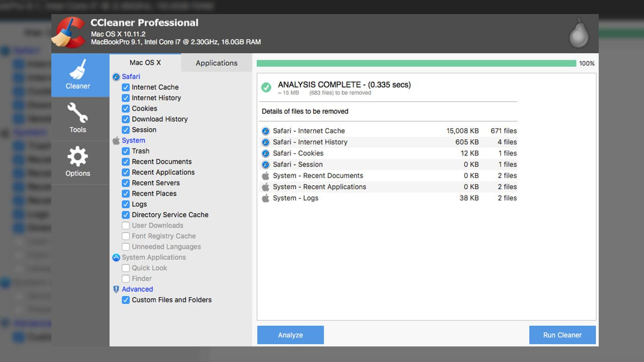 download ccleaner professional