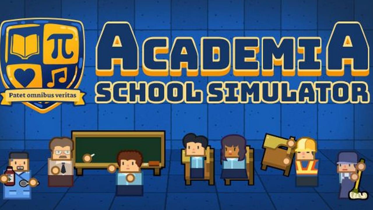 Academia School Simulator FREE DOWNLOAD CRACKEDGAMESORG - Minecraft spiele kostenlos installieren