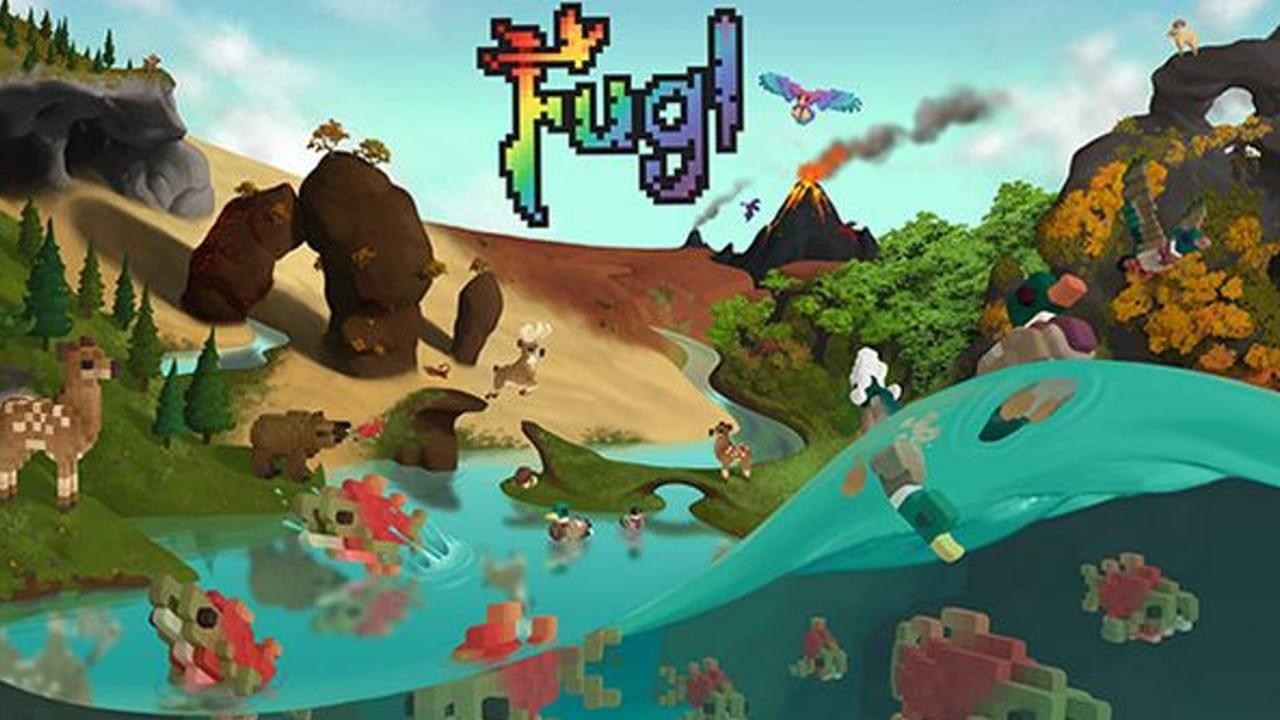 Fugl – Meditative bird flying game » FREE DOWNLOAD   CRACKED-GAMES ORG