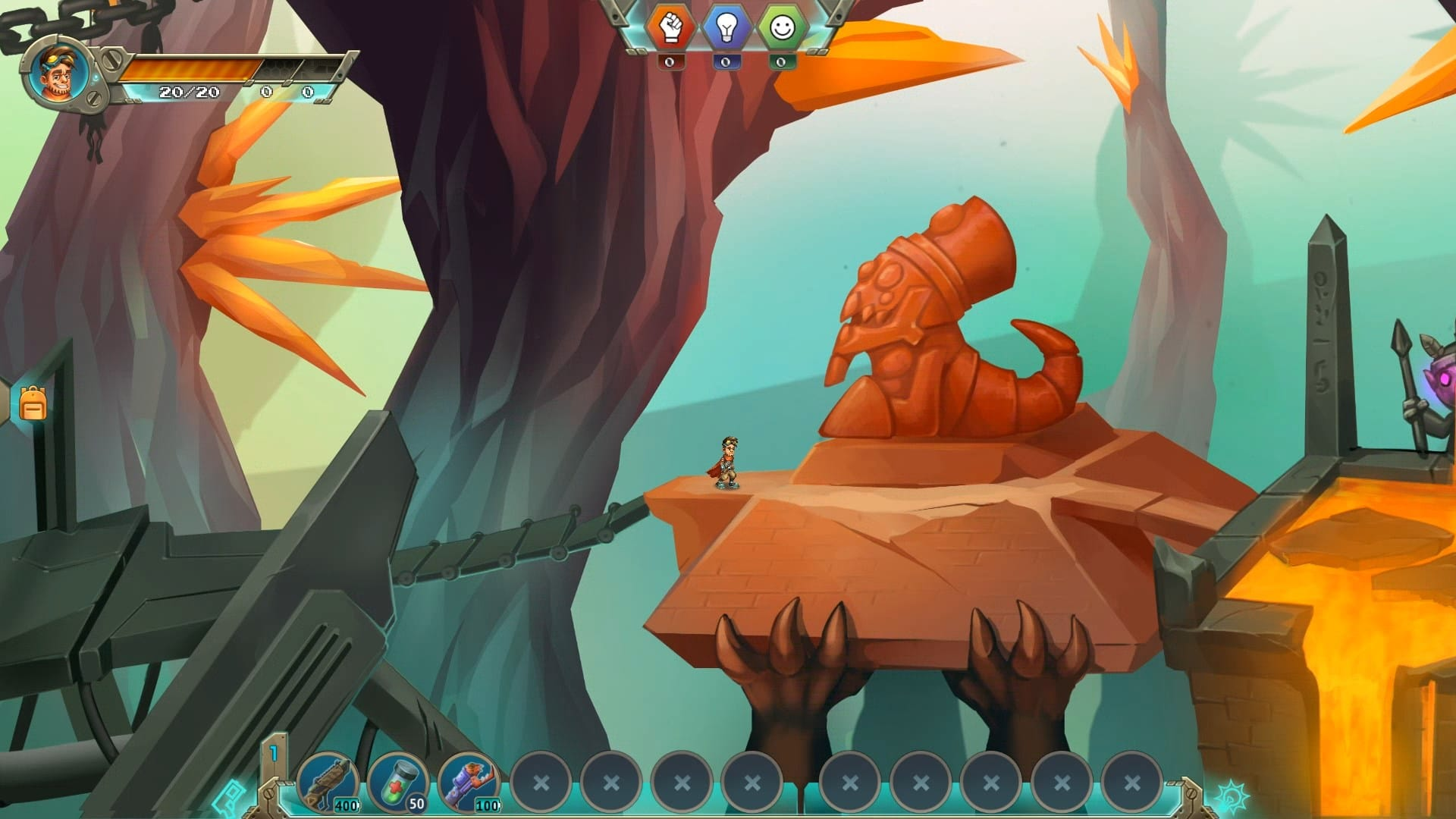 Mysteryville 2 iPad, iPhone, Android & PC-Spiel Big