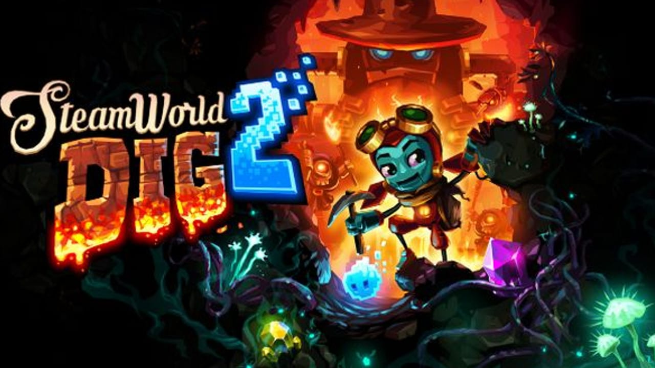 SteamWorld Dig 2 - FREE DOWNLOAD | CRACKED-GAMES.ORG