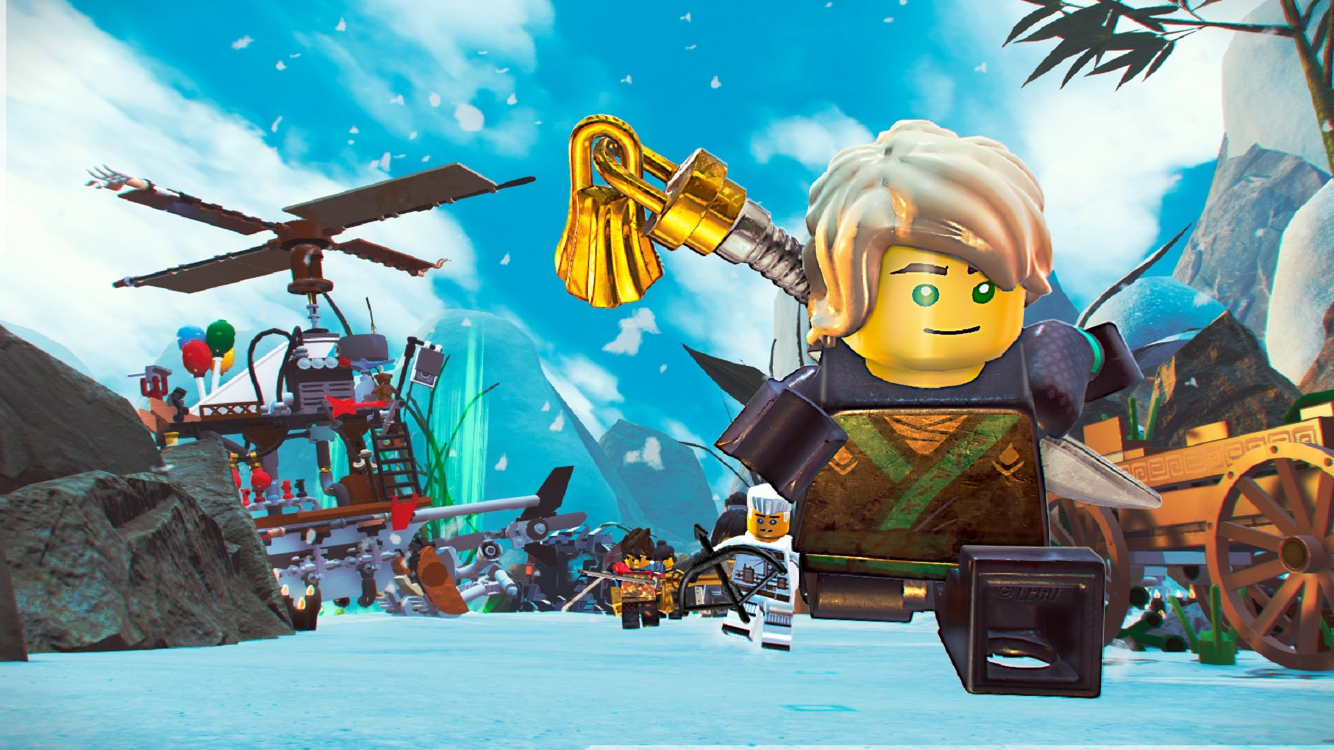 the lego ninjago movie video game free download cracked games org