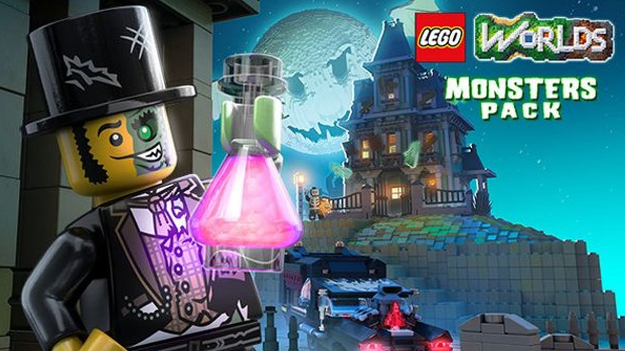 Lego Worlds Monster Pack Free Download Cracked Games Org