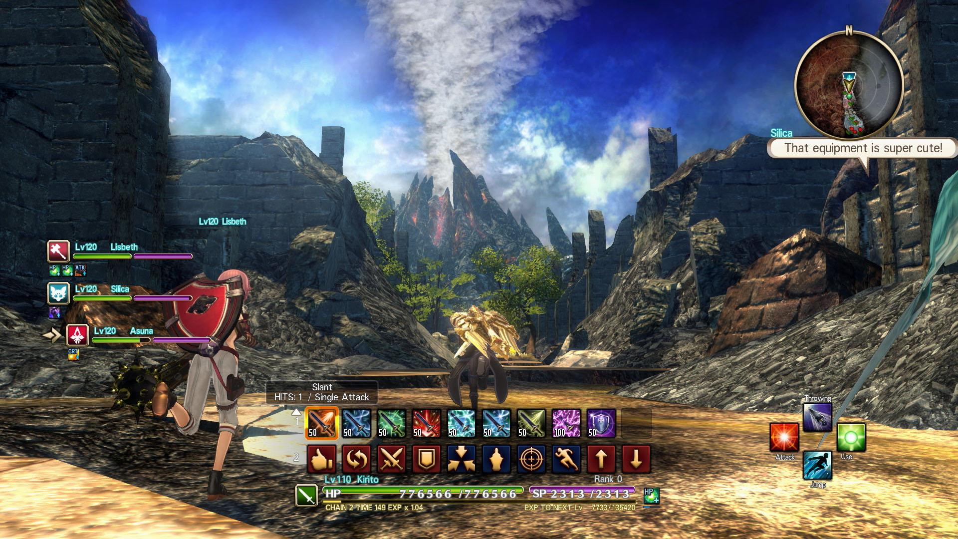 Game Art Online