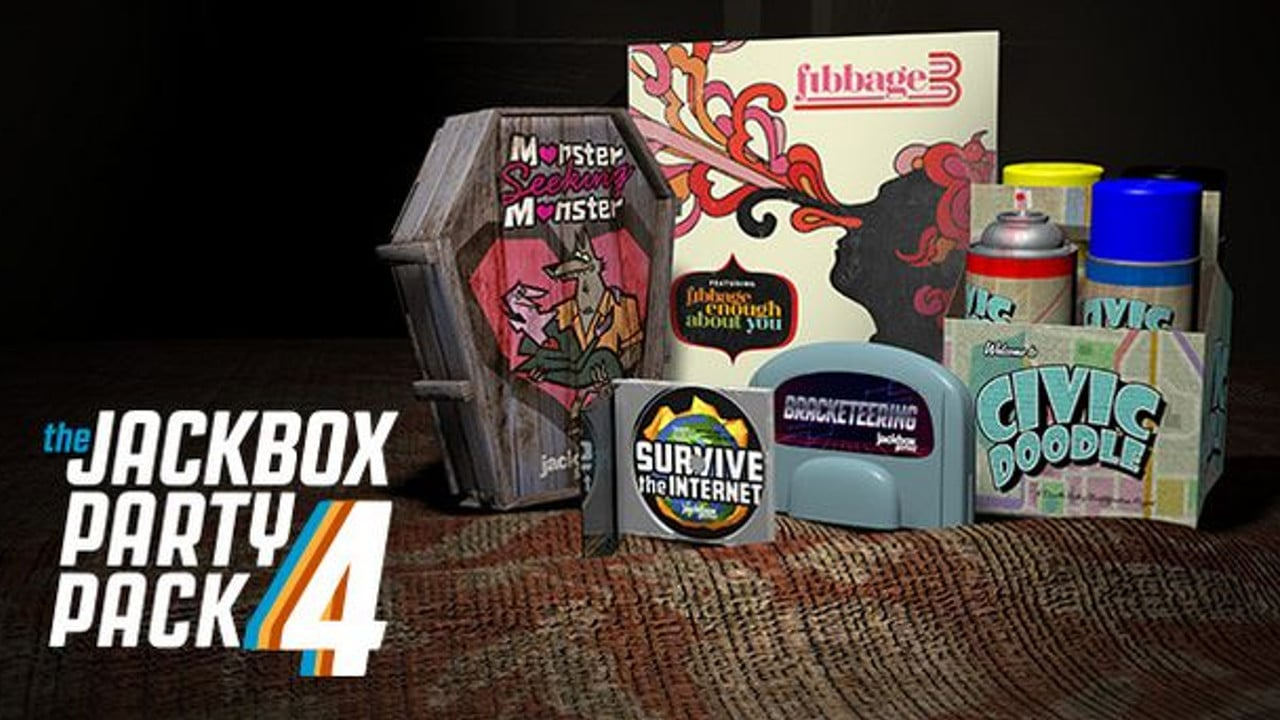 how to play jackbox party pack online