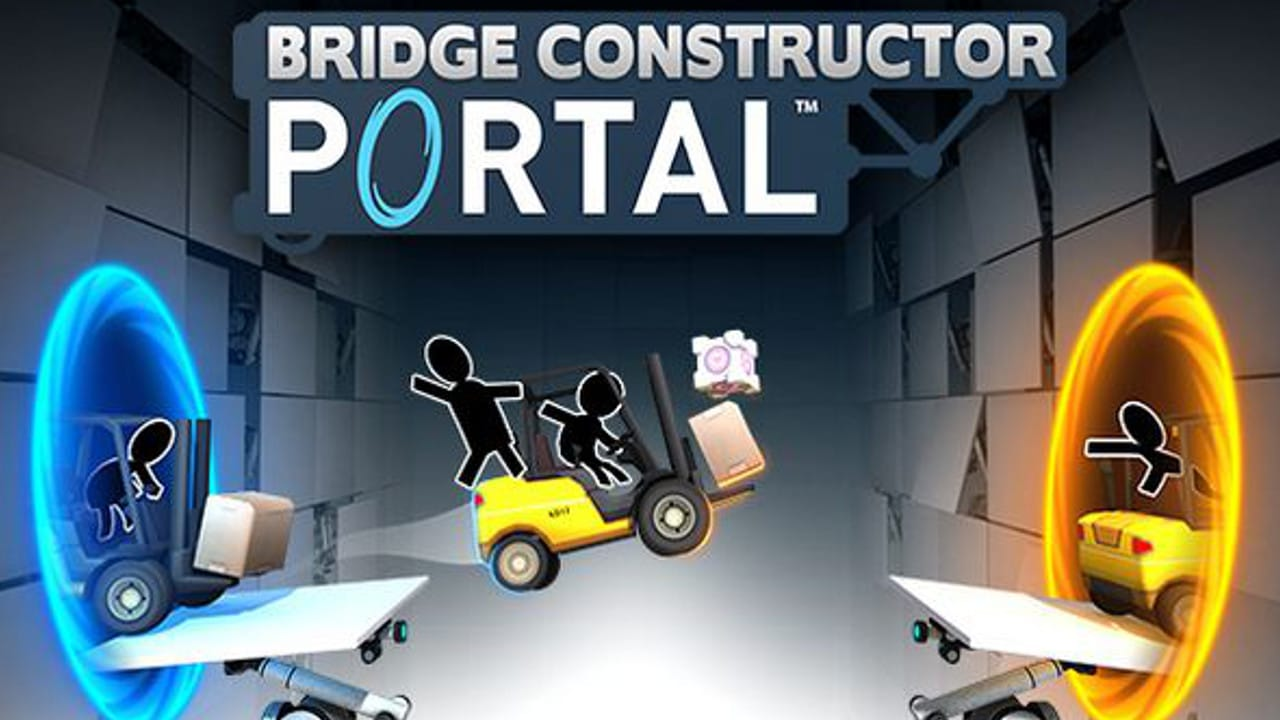 Bridge Constructor Portal » FREE DOWNLOAD | CRACKED-GAMES ORG