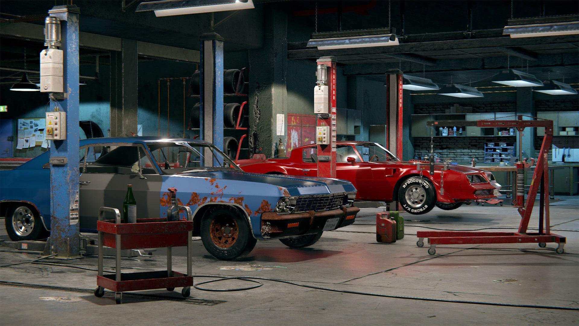 Car mechanic simulator 2018 free download cracked for Car paint simulator